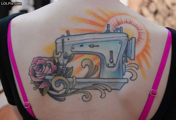 sewing machine tatoo Funny_Pictures_101215